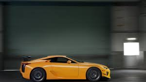 lexus lfa buy usa lexus lfa nürburgring edition revs its engine video photo gallery