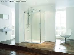 bathroom bathroom ideas with frameless shower doors with silver