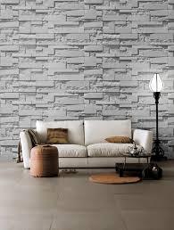 128 2 3d design brick stone rock pvc vinyl wallpaper