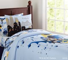 Batman Double Duvet Cover Batman Duvet Cover Full Queen Pottery Barn Kids