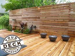Privacy Backyard Ideas by Neighbour Privacy Screen Yard And Deck Ideas Pinterest