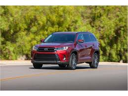 toyota highlander plus 2018 toyota highlander le plus v6 awd natl specs and features