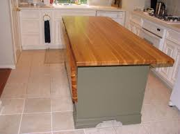 kitchen island construction pecan custom wood countertops butcher block countertops