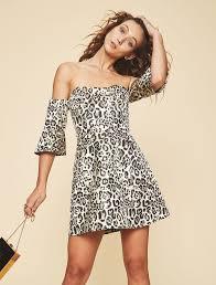 dress 110 in lurex leopard lpa