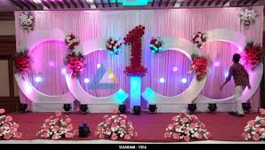 birthday decorations in hall image inspiration of cake and