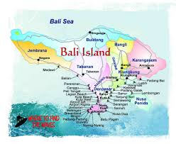 Map Of Bali Map Of Bali Surf Spots U2013 Rodr
