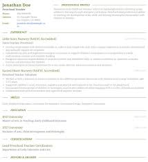 photo resume templates professional cv formats resumonk