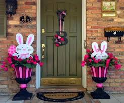 Easter Yard Decorations by Easter Outdoor Decorations You Must See