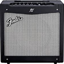 fender mustang 1 speaker upgrade amazon com fender mustang ii 40 watt 1x12 inch guitar combo amp