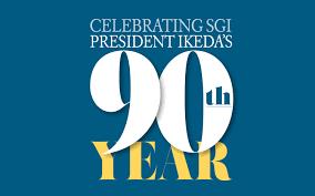 health quotes daisaku ikeda celebrating sgi president ikeda u0027s 90th year birthday