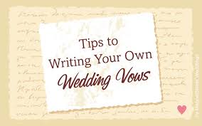 How To Create A Wedding Program Doable Diy Writing Your Own Wedding Vowstruly Engaging Wedding Blog