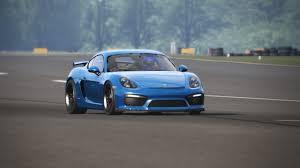 porsche cayman s top gear porsche cayman gt4 top gear test track assetto vr