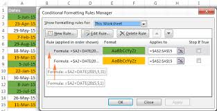 format date in excel 2007 excel date function with formula exles to calculate dates