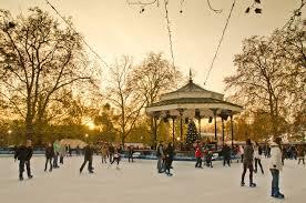 visitar feria hyde park winter navidades londres 2018