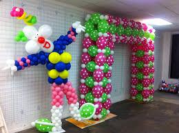 balloon arches polka dot arch balloon arches dallas