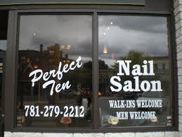 perfect ten nail salon