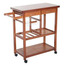 red kitchen island cart small kitchen island on wheels kitchen cart birch kitchen trolley