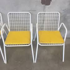 Vintage Outdoor Folding Chairs Vintage Patio Chairs By Emu Italy U2013 Urbanamericana