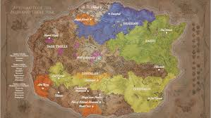 kalimdor map your lore ancient kalimdor and the rest of azeroth