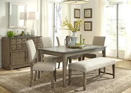 Traditional Dining Room Set Dining Table Bench Cushion U2013 Rhawker Design