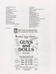 Resume For Government Jobs by Ann Arbor Civic Theatre Program Blithe Spirit January 31 1996