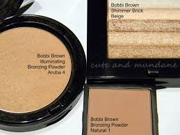 bobbi brown golden light bronzer cute and mundane bobbi brown bronzer illuminating bronzer and