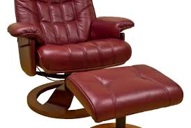 Brown Leather Recliner Chair Napoli Brown Leather Swivel Recliner Electric Massage Chair