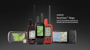 Hunting Gps Maps Garmin Huntview Maps Seamless Hunting Map Solution Youtube