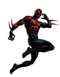 17 Best Images About Spider - man 2099 clipart