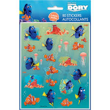 halloween sticker books finding dory sticker sheets 4ct walmart com