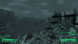 Fallout 3 Map With All Locations by Three Things That Make Fallout 3 Special Kotaku Australia