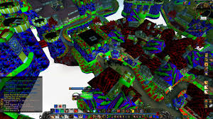 Stormwind Map Master Of World Of Warcraft December 2015