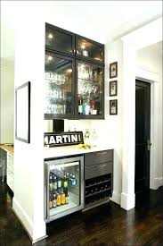 built in refrigerator cabinet built in refrigerator cabinet mini fridge storage stunning microwave