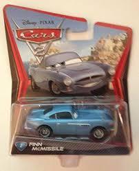 fin mcmissile disney pixar cars 2 155 die cast car 2 finn mcmissile