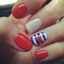 nail designs for short nails thaissays