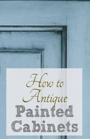 Antique Painted Kitchen Cabinets by Top 25 Best Antique Painted Furniture Ideas On Pinterest Chalk
