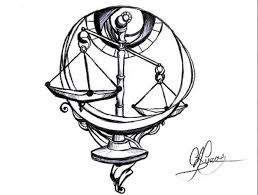 libra tattoo art and designs page 2