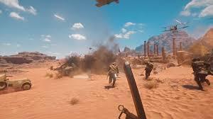 Desert Map Desert Map Teased For Battlefield 1