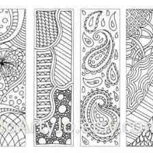 coloring pages bookmarks coloring page bookmarks kids drawing and coloring pages marisa