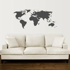 world map wall quotes wall art decal wallquotes com world map wall quotes wall art decal