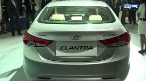 elantra hyundai 2012 price hyundai elantra review by cartoq com from auto expo 2012
