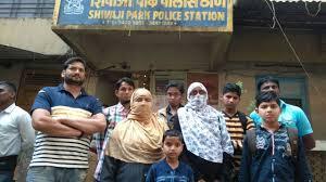 Seeking In Mumbai Seeking Justice Family Attempts During Republic Day
