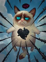 grumpy cat valentines grumpy cat cat on behance