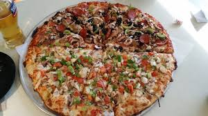 round table pizza fremont ca x large pizza king arthur s supreme top and chicken garlic