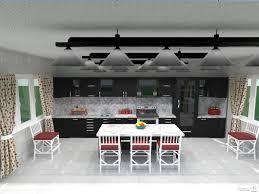 kitchen furniture white black white n marble kitchen furniture ideas planner 5d