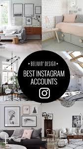 interior design instagram 15 instagram accounts any scandinavian design lover must follow