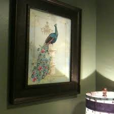 peacock bathroom ideas 29 best peacock home floral decor images on peacock