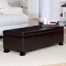Arhaus Ottoman by Coffee Table Ottoman Combo Tags Wonderful Square Leather Ottoman