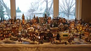 why miniature villages are such a big thing