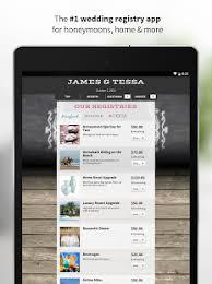 wedding registry app honeyfund wedding registry android apps on play